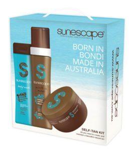Sunescape gift box