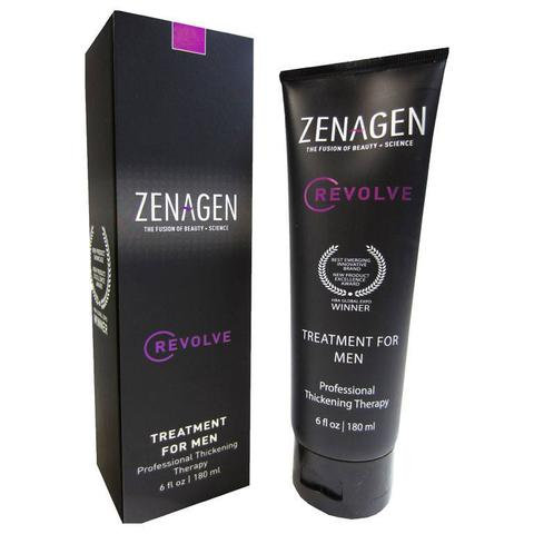 Zenagen Resolve hair loss restore thickener treatment