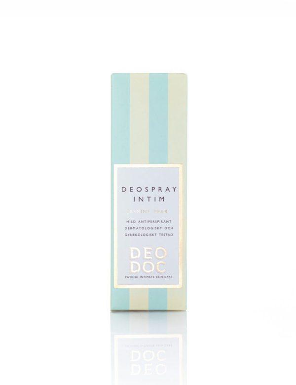 Deo Doc Swedish Intimate Skin Care deodorant
