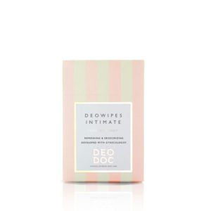 Deo Doc Swedish Intimate Skin Care wipes